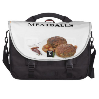 MEATBALLS COMMUTER BAG