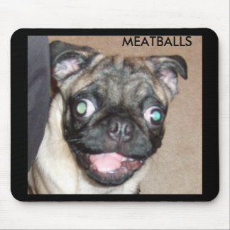 MEATBALLS MOUSE PAD