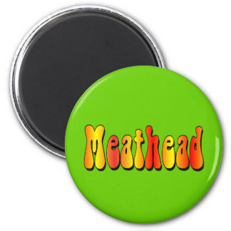 Meathead 2 Inch Round Magnet