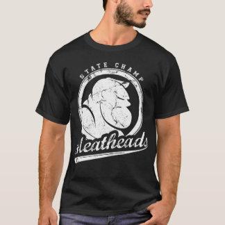 Meatheads tee, version 1 (dark tee) T-Shirt