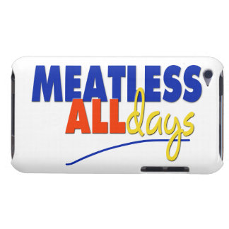 Meatless All Days Barely There iPod Case