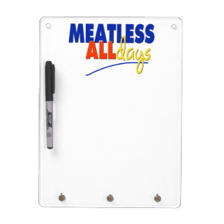 Meatless All Days Dry Erase Boards