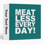 Meatless cada día