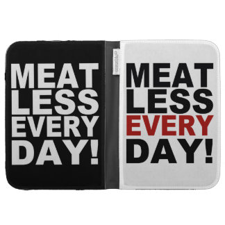 Meatless Every Day Kindle 3G Case