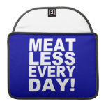 Meatless Every Day Sleeves For MacBooks