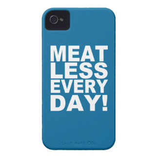 Meatless Everyday Case-Mate iPhone 4 Cases