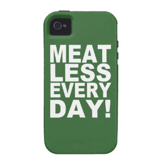 Meatless Everyday iPhone 4 Cover