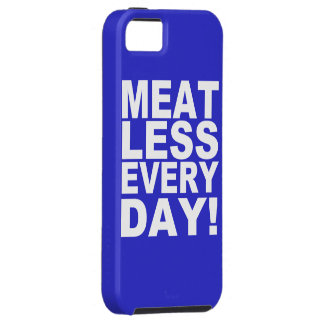 Meatless Everyday iPhone 5 Cases