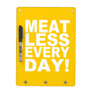 Meatless Everyday Dry Erase Boards