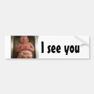 Meatloaf Baby Bumper Sticker