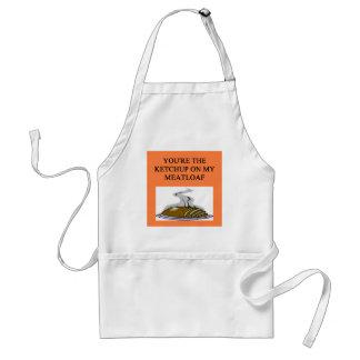 meatloaf lovers adult apron