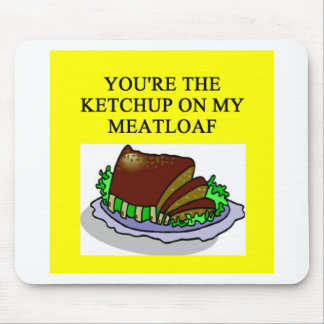 MEATLOAF lovers Mouse Pad