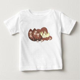 Meatloaf Meat Loaf w/ Potatoes Mushroom Gravy Food Baby T-Shirt