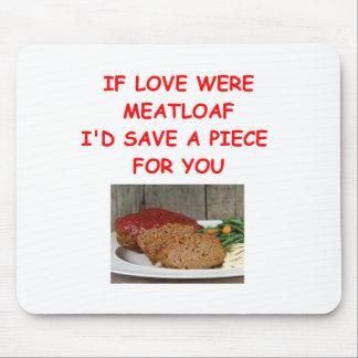 meatloaf valentine mousepads