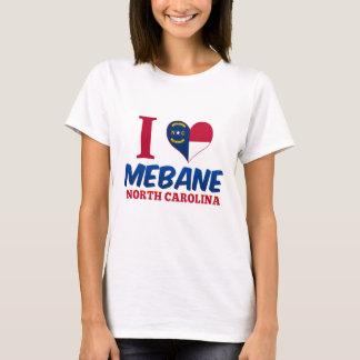 Mebane, North Carolina T-Shirt