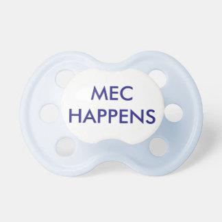 MEC HAPPENS PACIFIER