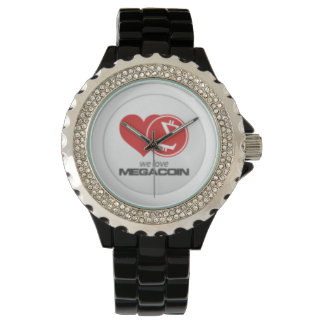MEC Megacoin Watch