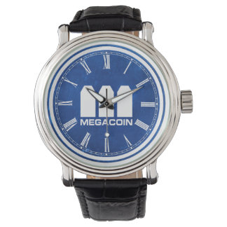 Mec watch blue