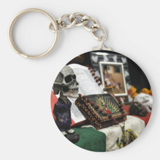 MECA s 2008 Day of The Dead Festival Keychains