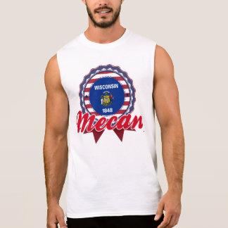 Mecan, WI Camiseta Sin Mangas