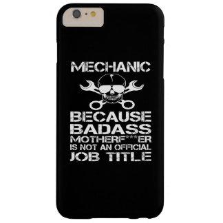 Mecánico de BADASS Funda Barely There iPhone 6 Plus