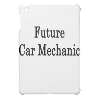 Mecánico de coche futuro