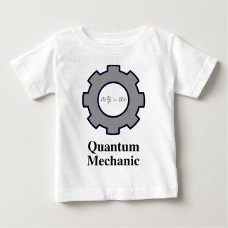 mecánico de quántum, ecuación de Schrodinger Playera De Bebé