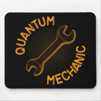 Mecánico de Quantum Mousepad Tapetes De Raton