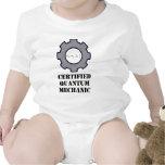 mecánico de quántum, principio de incertidumbre trajes de bebé