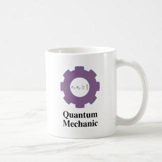 mecánico de quántum taza clásica