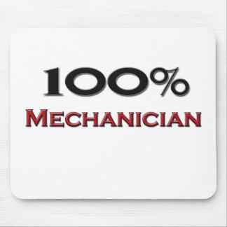 Mecánico del 100 por ciento alfombrilla de raton