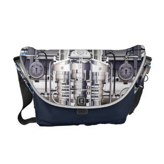 Mecánico estupendo - la bolsa de mensajero bolsas de mensajería