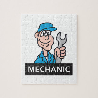 MECÁNICO PUZZLE