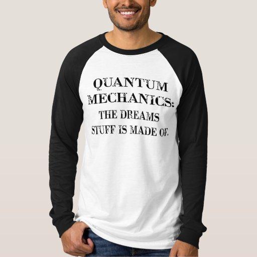 Mecánicos de Quantum Camisas