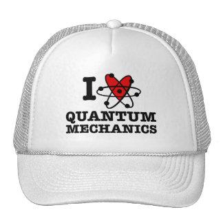 Mecánicos de Quantum Gorros