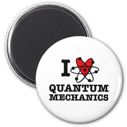 Mecánicos de Quantum Imán Para Frigorifico