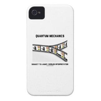 Mecánicos de Quantum interpretación de muchos iPhone 4 Protectores