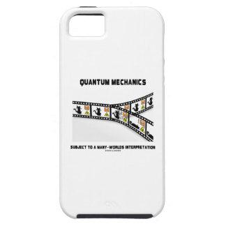 Mecánicos de Quantum interpretación de muchos iPhone 5 Carcasas