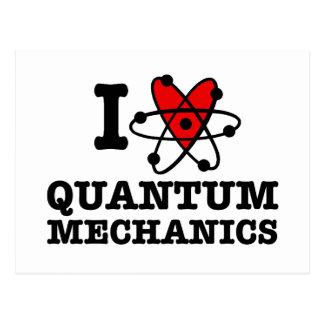 Mecánicos de Quantum Tarjeta Postal
