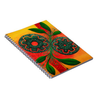 Mecánicos del universo spiral notebooks