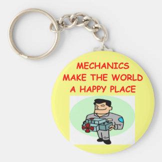mecánicos llavero personalizado