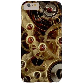 Mecanismo antiguo del reloj funda de iPhone 6 plus barely there