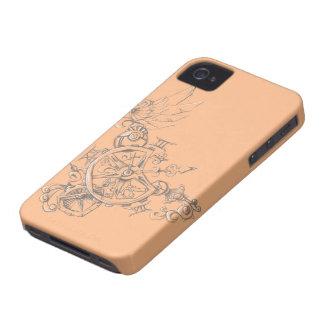 Mecanismo Bryon Carcasa Para iPhone 4
