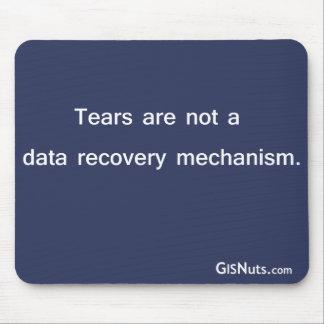 Mecanismo Mousepad de la recuperación de los datos