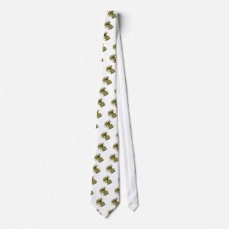 Mecanografíe el ejemplo de la patente de la máquin corbata personalizada