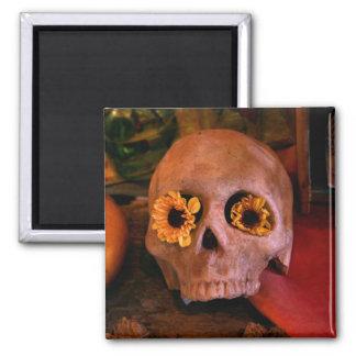 MECA's 2008 Day of The Dead Festival Fridge Magnet