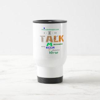 mecca - big gulp 15 oz stainless steel travel mug