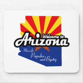 Mecca for Prejudice and Bigotry Mouse Pads