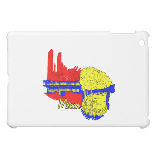mecca primary city graphic travel image.png cover for the iPad mini