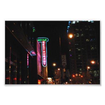 Art Themed Mecca Raleigh Photo Print